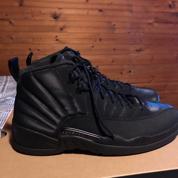 "new product 07c7e 469bb Jordan retro 12 ""Winterized"" NWT"